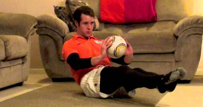 Improving Yourself On Soccer With Your Own Soccer Training Exercises At Home