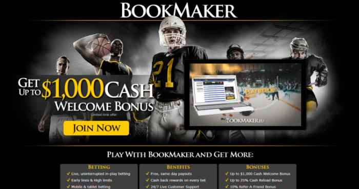 How to Sign Up at Bookmakers