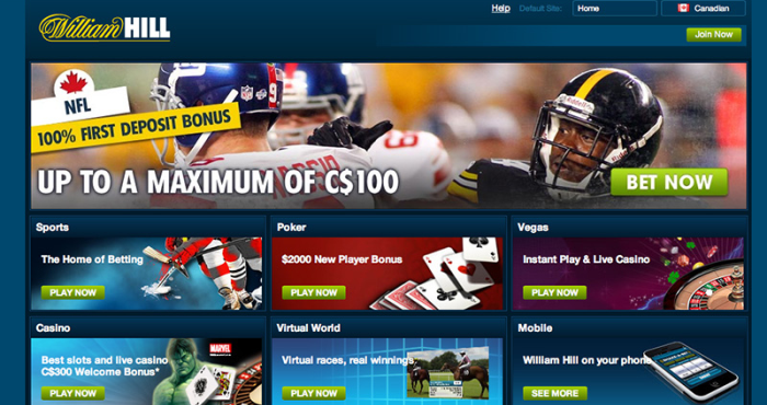 William Hill Review - The Full Sports Betting Experience