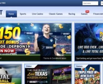 Sbobet Review - The Leading Asian Bookie and Casino